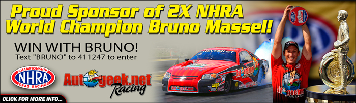 Click for more information about Autogeek Racing and Bruno Massel