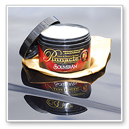 Pinnacle Souver�n� sets the standard for carnauba paste waxes!