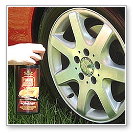 Dressings provide UV protection and prevent drying, cracking and fading. With a little TLC, your vehicle�s wheels and tires will look as sharp as the rest of your ride!