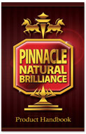 Pinnacle Car Care offers a 24 page Handbook which contains detailed descriptions of all Pinnacle products. Pinnacle Natural Brilliance is a collection of concours quality car care products, including our benchmark car wax, Pinnacle Souveran Carnauba Paste Wax. Professional, helpful instructions accompany each product description. 