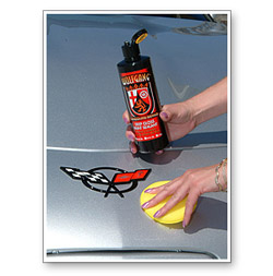 Wolfgang Deep Gloss Paint Sealant 3.0 produces a deep, long-lasting shine.