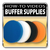 Buffer supplies and accessories