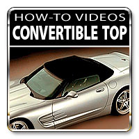 Proper convertible top care