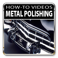 How to polish metals
