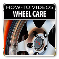 Proper wheel care techniques