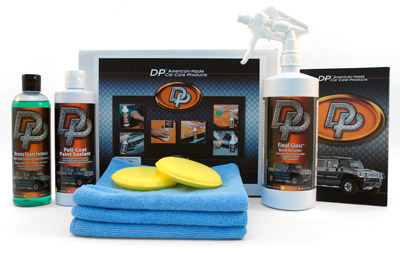 DP Seal and Shine Kit