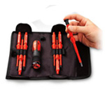 Seven Piece Screwdriver Set